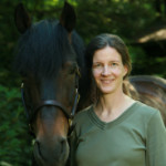 Megan Ayrault Picture with horse