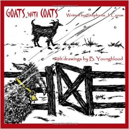 Cover of Book Goats with Coats