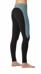 photo of black and plaid breeches