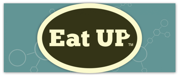 Label for Eat Up