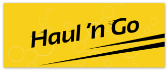 Label for Haul and Go